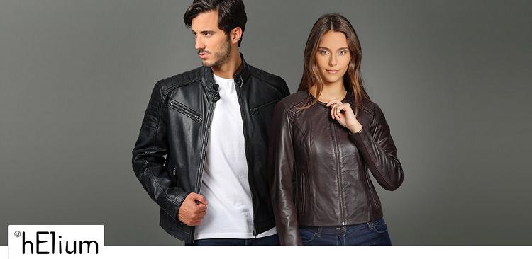 hElium Sale bei Vente Privee   Lederbekleidung und  accessoires mit bis zu 76% Ersparnis