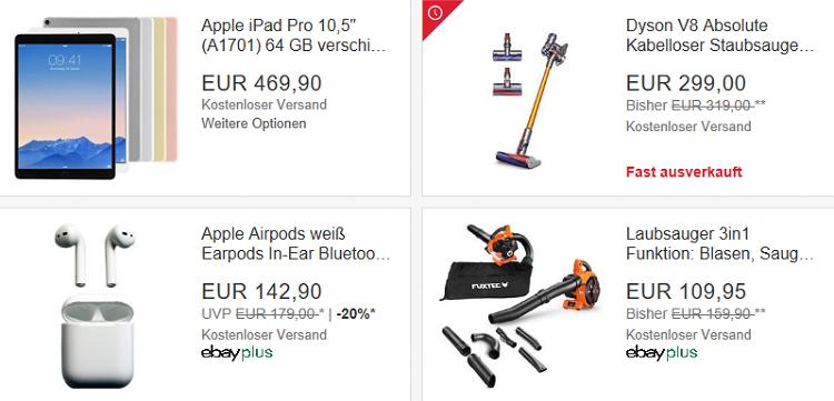 Knaller: eBay: 10% auf ALLES (außer Münzen) in der App verlängert bis 18 Uhr