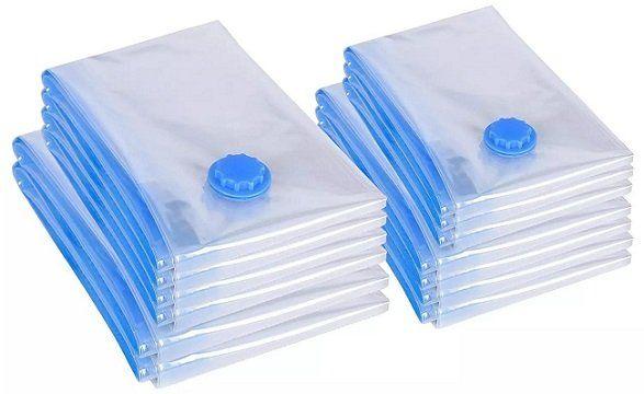 Vakuum Verstausäcke im 12er und 24er Pack ab 13,95€ (statt 18€)