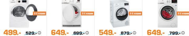 Saturn Weekend Sale: günstige Haushalts und TV Artikel