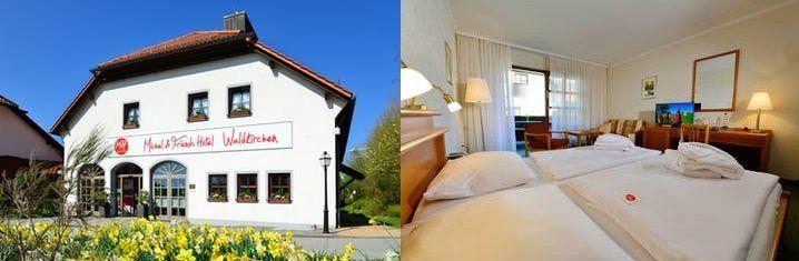 2, 3, 4 o. 7 ÜN in Waldkirchen im 3,5* Hotel inkl. Halbpension, Eintritt zum Badepark, Bonuskarte, Wellness, uvm. ab 89€ p.P.