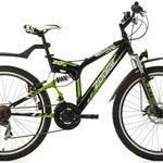 Zodiac Fully 21-Gang Herren Mountainbike mit 26 Zoll für 152,92€ (statt 217€)