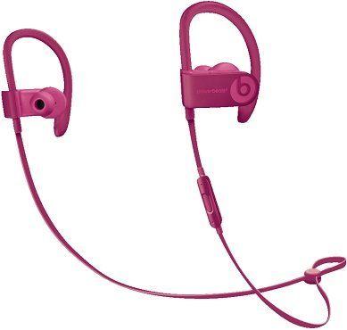 Beats Powerbeats 3 Wireless In Ear Kopfhörer in rot für 79€ (statt 110€)