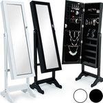 Spiegel Stand Schrank mit Innen Fächern für Schmuck & Co. je 59,99€
