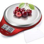 CAMRY Edelstahl Digital Küchenwaage für 8,40€ (statt 14€)