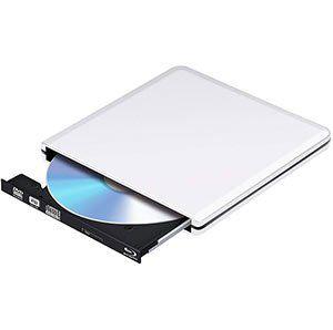 Externer Blu Ray Player (3D) & DVD/CD Brenner für 51,34€ (statt 79€)