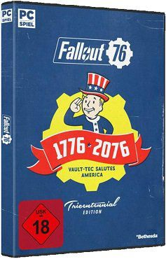 Fallout 76 Tricentennial Edition (PC) für 42€ (statt 56€)