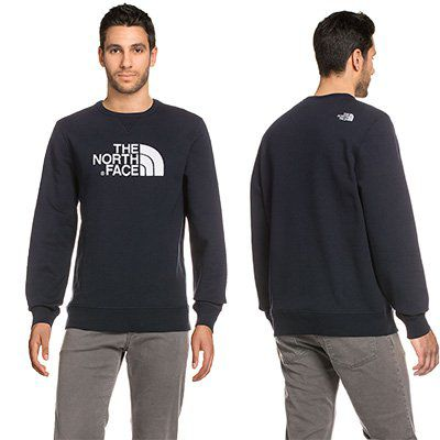 The North Face Sweatshirt (Rundhals) für 31,99€ (statt 50€)
