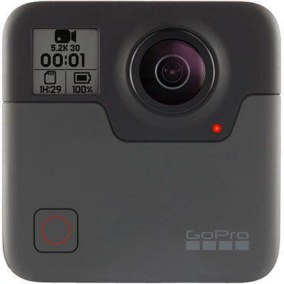GoPro Fusion   5,2K Actioncam mit 360° Funktion für 529€ (statt 610€)