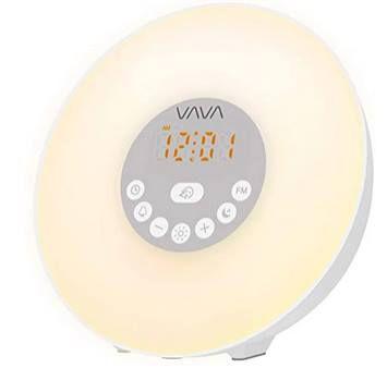 Lichtwecker VAVA 6W WakeUp Licht für 9,99€ (statt 20€)