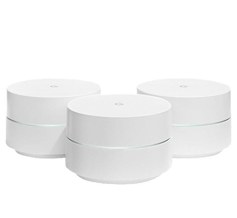 GOOGLE Wifi   Mesh fähige WLan Router ab 80€ (statt 119€)