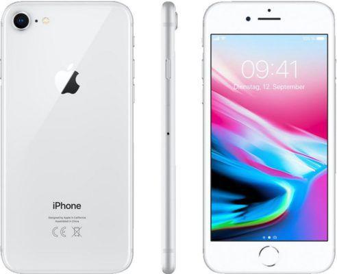 iPhone 8 mit 256GB für 749€ (statt 802€)