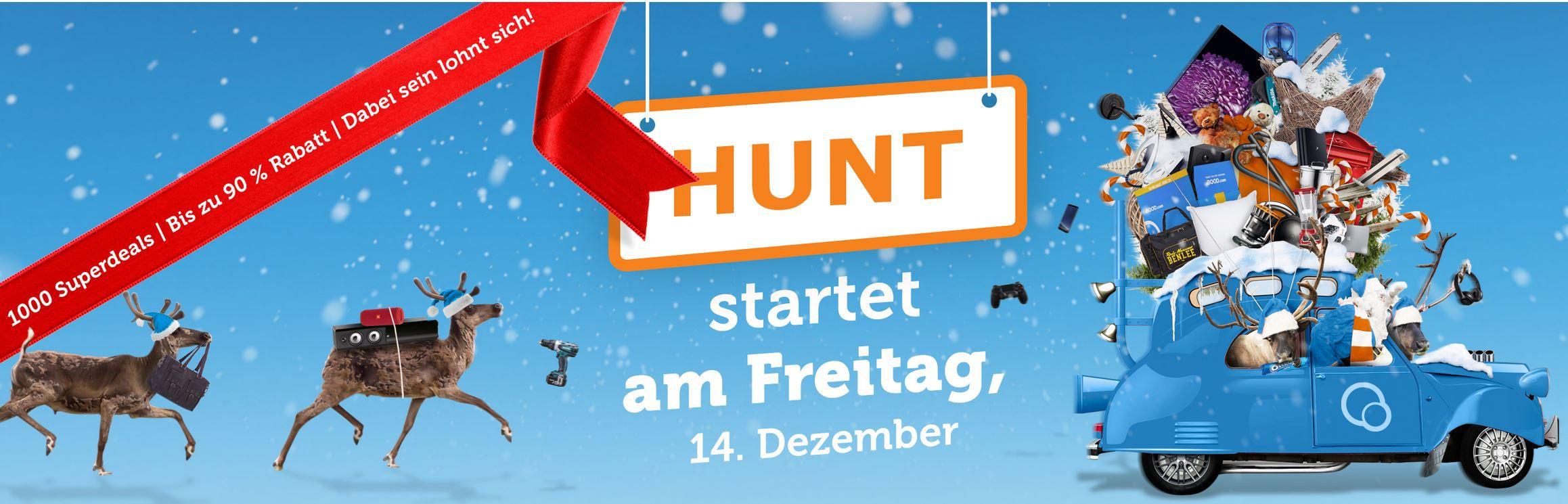 iBOOD Weihnachts Hunt   Restbestände & Schnäppchen im Minutentakt ?