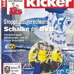 Kicker Jahresabo (104 Ausgaben) für 230,40€ inkl. 180€ Verrechnungsscheck