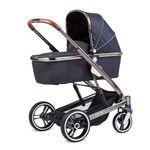 knorr-baby Kombikinderwagen Zoomix für 361,40€ (statt 397€)
