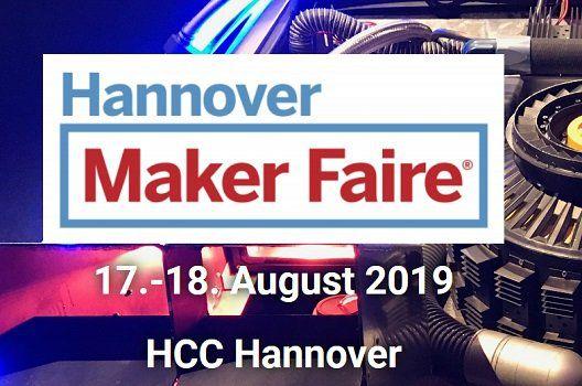 Hannover: Gratis Familienticket für die Maker Faire am 18. August