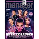 Knaller! 3 Ausgaben Manager Magazin kostenlos – automatisch auslaufend + 4,95€ VSK (statt 27€)