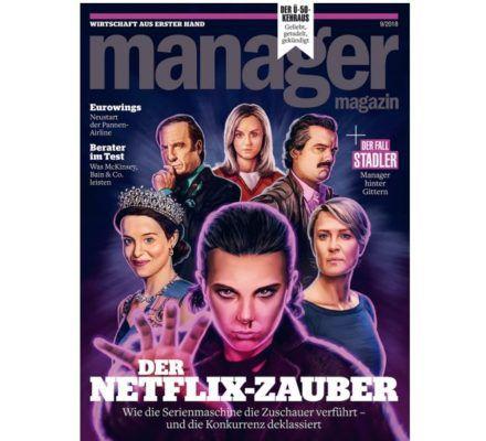Knaller! 3 Ausgaben Manager Magazin kostenlos   automatisch auslaufend + 4,95€ VSK (statt 27€)