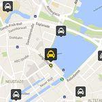 MyTaxi Feiertags Gutschein: 28% Rabatt auf eine Taxifahrt