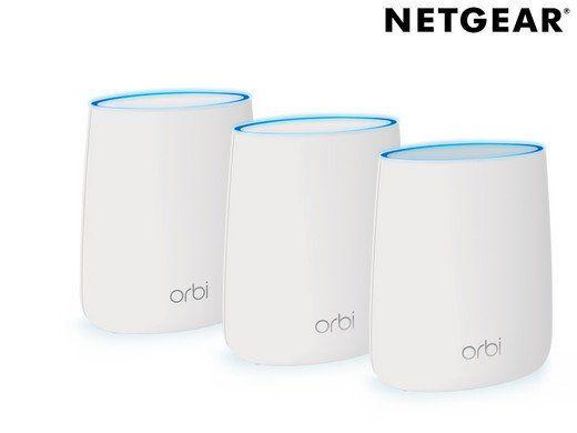Netgear Orbi AC2200 WLAN System (RBK23) für 235,90€ (statt 283€)