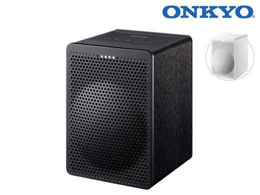 Onkyo VC GX30 Lautsprecher mit Google Assistant für 85,90€ (statt 125€)