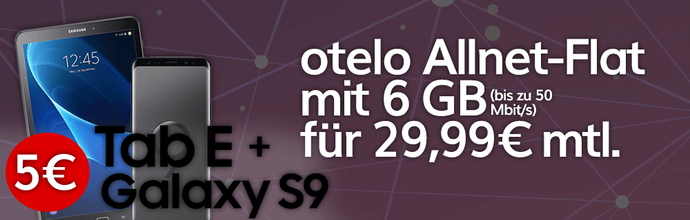 S9 plus TabE für 5€