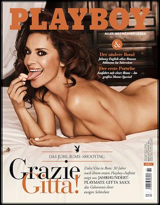 6 Ausgaben Playboy für 39,60€ inkl. 35€ Amazon Gutschein oder Scheck
