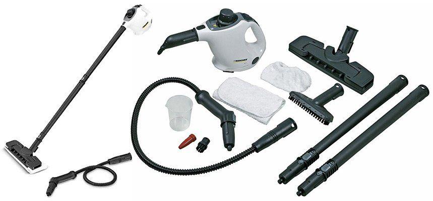 Kärcher SC 1 Premium Floor Kit   Handdampfreiniger für 64,12€ (statt 94€)