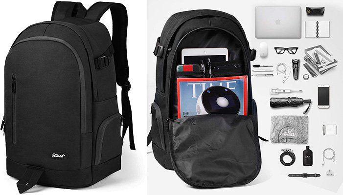 YAMTION   Rucksack (35L) mit Laptopfach für 16,94€ (statt 34€)