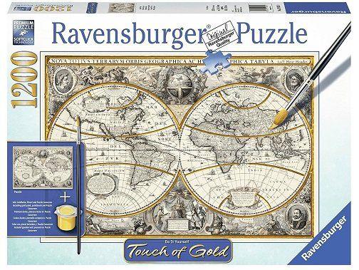 Vorbei! RAVENSBURGER Antike Welt Puzzle für 10€ (statt 16€)
