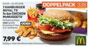 Coupon September royal-ts-und-6er-mcnuggets-doppelpack-menü