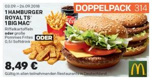 Coupon September royal-ts-und-big-mac-doppelpack-menü