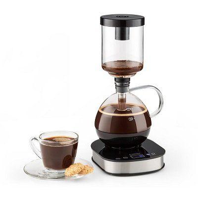 Vorbei! Klarstein Vakuum Coffee Maker für 38,69€ (statt 48€)