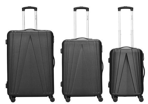 Travelfirst Spacestar Kofferset für 79,90€ (statt 198€)