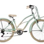 KS Cycling Beach-Cruiser Cargo 26″-Damenfahrrad für 189,25€ (statt 220€)