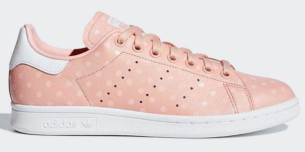 adidas Originals Stan Smith Damen Sneaker in Rosa für 47,47€ (statt 74€)