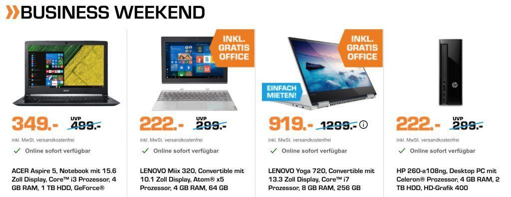 Saturn Weekend Sale: günstige aus TVs, Hifi, Gaming und Rasierer