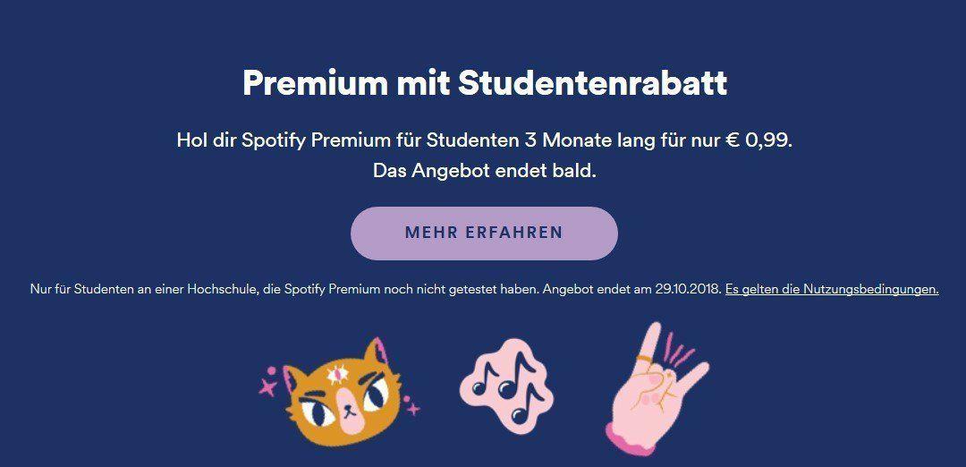 Spotify Angebot: Sparen mit Spotify   diese Möglichkeiten habt ihr!