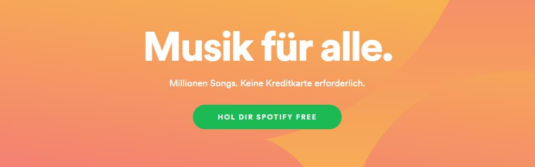 NEWS: Ab sofort Download von 10.000 Offline Songs bei Spotify möglich