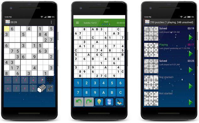 Sudoku Meister (Android) gratis (statt 3,09€)