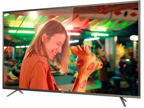TCL U60P6026X1   60 Smart TV (LED TV, 4K) für 555€ (statt 679€)