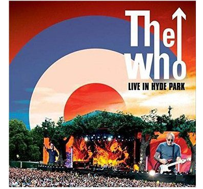 The Who   Live in Hyde Park (LP + DVD Video) für 17,99€ (statt 34€)