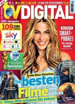 7 Ausgaben tv DIGITAL XXL für 17,85€ + 17,85€ Scheckprämie
