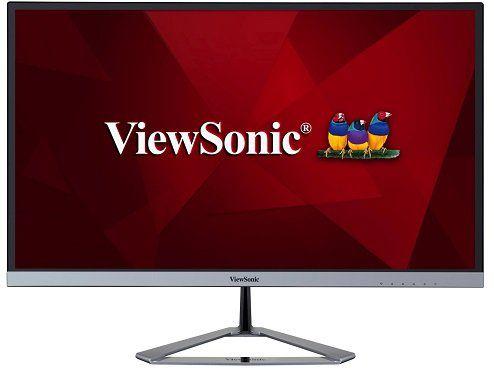 VIEWSONIC VX2476 24 Zoll Full HD Monitor mit 4 ms Reaktionszeit für 129€ (statt 145€)