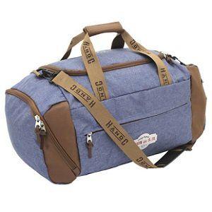 F23 Weekender Sport oder Reisetasche in blau oder grau für 22,99€ (statt 35€)
