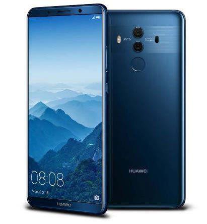 TOP! Huawei Mate 10 Pro   128GB Android 8 Smartphone mit 6GB RAM für 389€ (statt 448€)