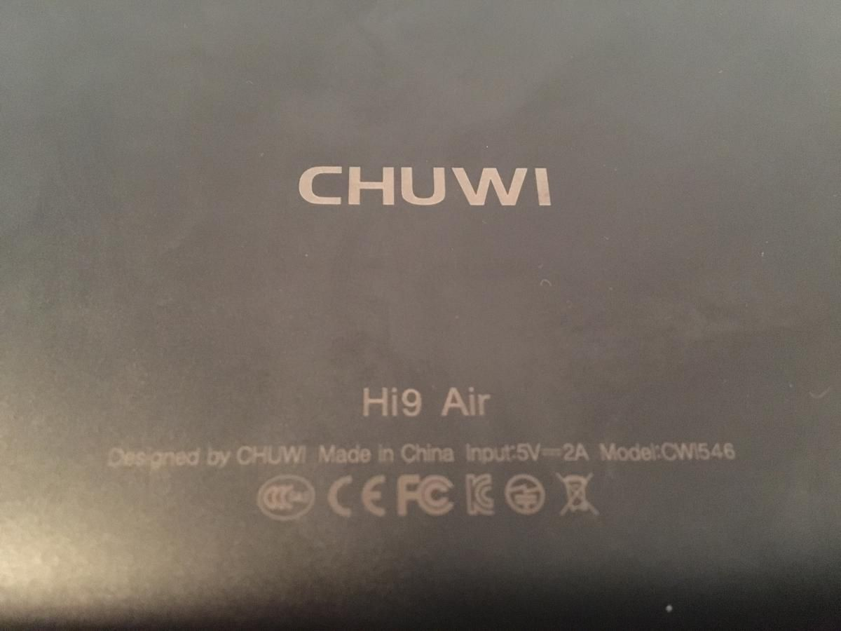 Chuwi Hi9 Air im Test