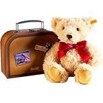 Steiff Städtebär mit Koffer für 26,34€ (statt 32€)