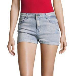 Bershka Sale mit bis 70% Rabatt   z.B. Bershka Jeans Shorts nur 4,99€