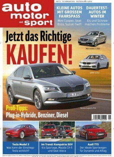 Auto Motor Und Sport Jahresabo Für 117 110 Amazon Gutschein